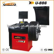 Wheel balancer of U-886