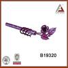 /product-gs/b19320-silver-burgundy-cheap-wrought-iron-curtain-pole-flower-curtain-rod-finial-1407688009.html