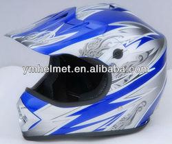 DOT Children kids moto cross helmets full face casco YM-210