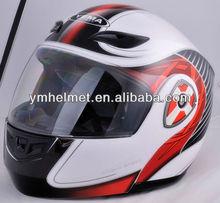 YM-920 full face flip-up motor helmet