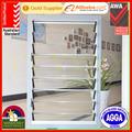 Ajustável de alumínio janelas com persianas de vidro, louvre fabrico, como/nzs2047 como/nzs2208& como/nzs1288