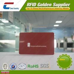 CMYK Printing Smart Card Sharing,Rfid Smart Card
