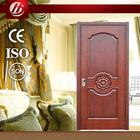 SW8010 Interior Euro sytle plastic Wooden composite door interior solid wooden doors
