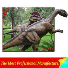 High Quality Lifelike Mechanical Animal Model of Dinosaur