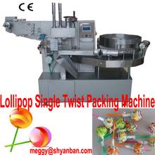 Best Price Automatic Lollipop Twist Paking Machine YB-120 Single Twist Packing Machine