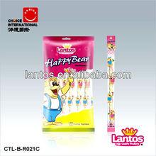LANTOS 20G HAPPY BEAR Long Twist HALAL Marshmallow