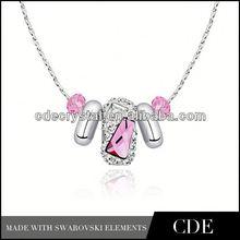 Wholesale Fashion light up pendant necklace