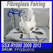 For SUZUKI GSXR 1000 2009 2013 Fiberglass Motorcycle FFGSU010