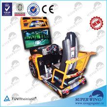 """42""""LCD Brutal speed drag racing racing"""