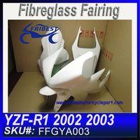 For YAMAHA YZF R1 2002 2003 Fiberglass Motorcycle Cover FFGYA003