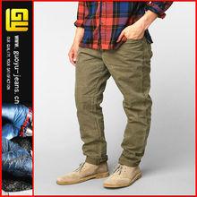Chino Jogger Pant,colored pants,mens baggy chino trousers pants(GYK0060)