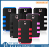 Hybrid PC Silicone Smart Cover Case for Samsung Galaxy Note 3 Bumper Case.For Note 3 N9000