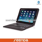 Newest Ultra Thin Bluetooth Keyboard Folio Case for iPad AIR