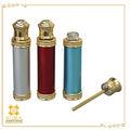 antiguo 10 elegante ml frascos de perfumes de de suero de pelo de la nariz de la aguja de botellas de metal con la varita