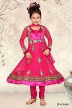 Kids Anarkali Churidar
