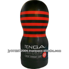 TENGA Black Type Deep Throat Cup red tube sex made in Japan