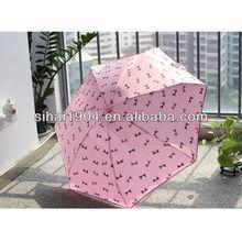 Nice looking ladies pocket fold umbrella rain