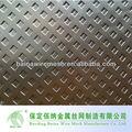 in acciaio inox recinzione di metallo perforata
