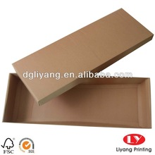 Custom Corrugated Rose Box Packaging