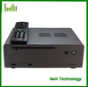 Iwill HT-80 pure aluminum mini itx HD htpc case OEM/ODM