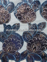 p2562 wholesale leather fabric african handcut embroidery designs