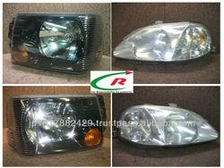 Used car headlight / TOYOTA , HONDA , NISSAN , SUZUKI , MITSUBISHI etc