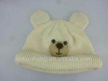 knitted fashion boys crochet hats