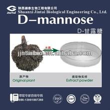 pure natural food grade mannose sweetner