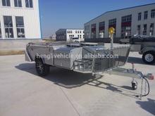 australia 2015 rear fold camper trailer/travel trailer/caming trailer