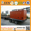 Military quality Military OEM factory trailer mounted diesel generators for sale with CE ISO