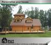 prefabricated light gauge steel structure villas