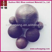Diameter 80mm low consumption grinding steel balls for metal mine