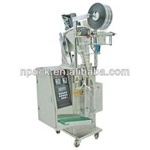 SACHET TYPE FILLING & SEALING MACHINE