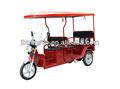 48v 850w einformations rickshaw trois roues de moto pour les passagers