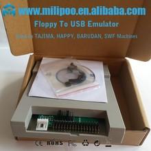 Usb lecteur de disquette Usb émulateur utilisé sur SWF machine à broder