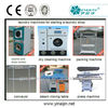 laundry equipment used in hotels /laundry shop /automatic laundry equipment used in hotels for sale