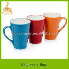 customized ceramic cookie mug , factory direct sale , T/T