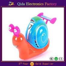 children snail cartoon pull line toy