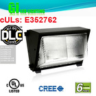 UL approved water proof light fixture LED wall packs of 5 years warranty