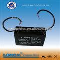 Cbb61 ventilador de teto capacitor de filme