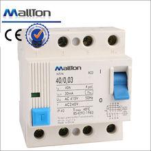 CE certificate standard circuit breaker ratings
