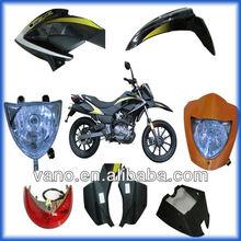 TX200 motorcycle body plastic parts
