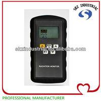 portable digital personal radiation detector