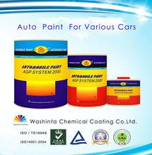AG 1K Basecoat Series of Car Paint