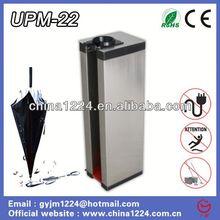 2014 hot ad.box wet umbrella wrapper wet umbrella packing machine for hotel