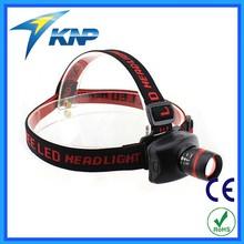 240 Lumens CREE 3W Q5 LED Zoomable Headlamp