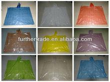 R-1037 PE Disposable poncho