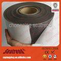 venta caliente adhesivo flexible imán de hojas