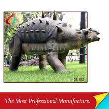 vivid popular silicon rubber toy dinosaur
