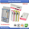 power bank charger for cell phone for iphone 5 5s 5c simple power bank